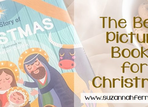 The Best Picture Books for Christmas