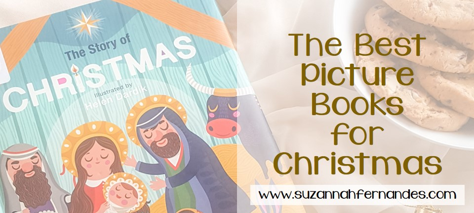 best picture books for Christmas