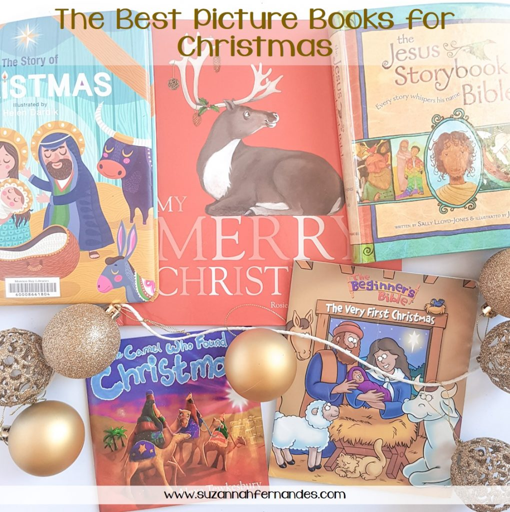 The best picture books for Christmas 2019
