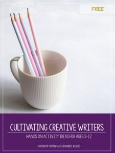 free PDF with creative writing ideas