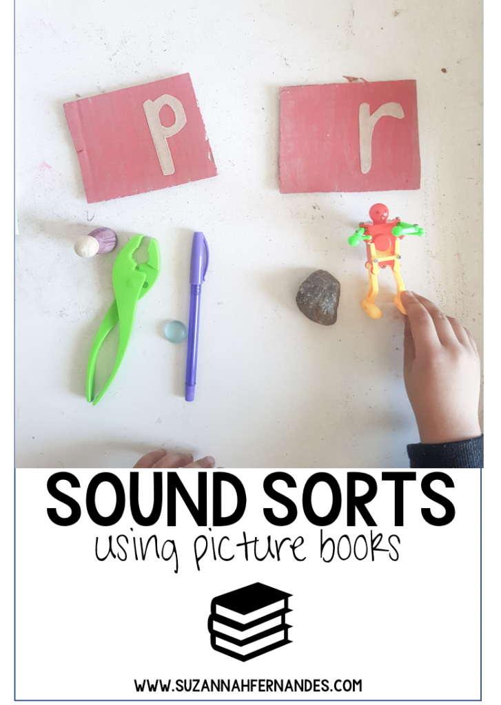 peter rabbit activities - sound sorts using common sounds. www.suzannahfernandes.com